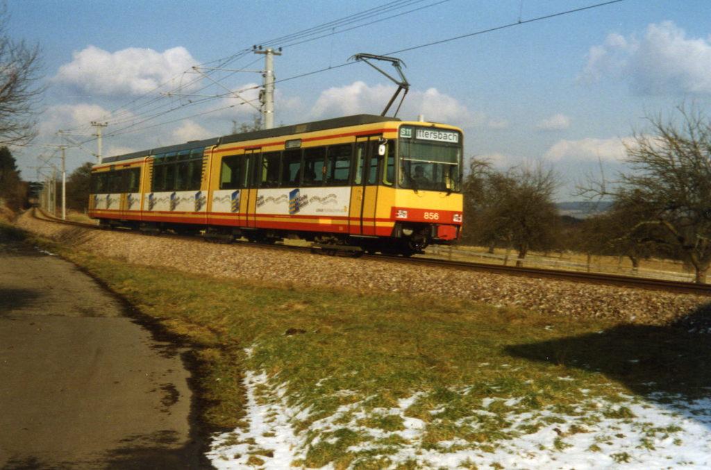 Albtalbahn nach Ittersbach